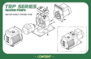 2 Stage High Vacuum Pump