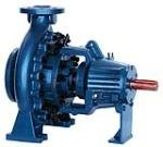 Monostage centrifugal pumps with closed impeller according to ISO 2858 and 5199