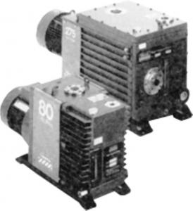 2 Stage E2M High Vacuum Pump